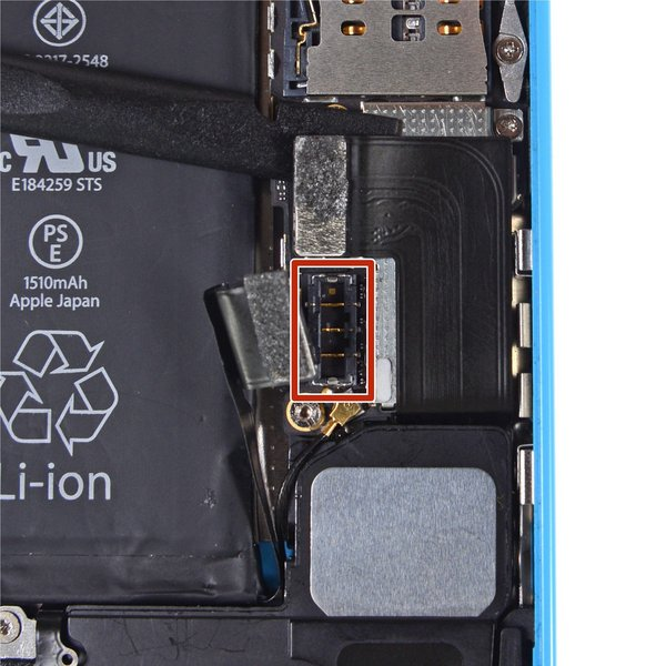 iPhone 5c Battery Connector