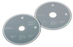 MacBook 2.1/2.4 GHz Core 2 Duo Restore DVDs