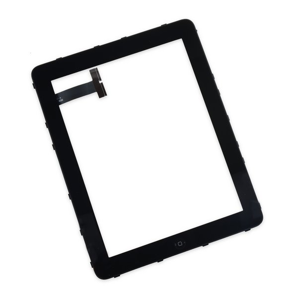 iPad Front Panel Digitizer Assembly / New