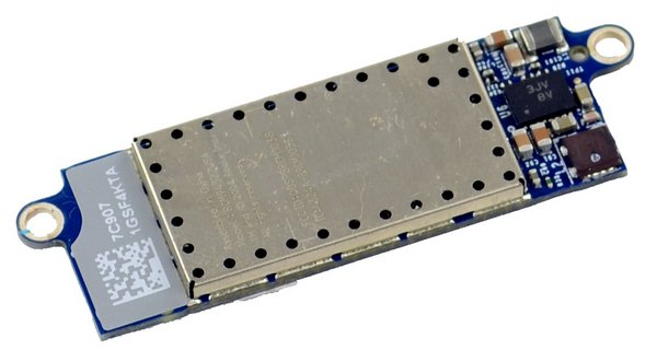 MacBook Unibody (A1278) Airport Extreme Card