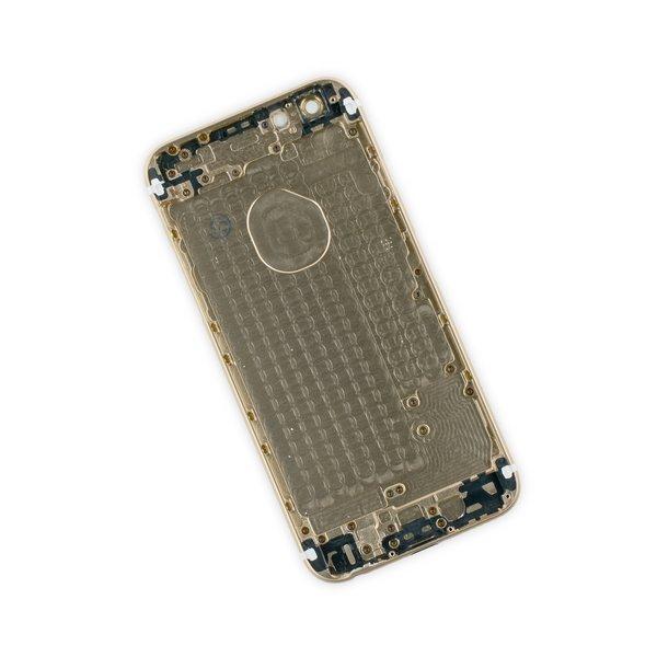 iPhone 6 Blank Rear Case / Gold