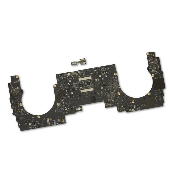 "MacBook Pro 13"" Retina (2019) 2.4 GHz Logic Board with Paired Touch ID Sensor / 8 GB / 256 GB"