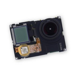 GoPro Hero3+ Silver Internal Assembly