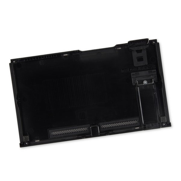 Nintendo Switch Rear Panel / A-Stock / Black