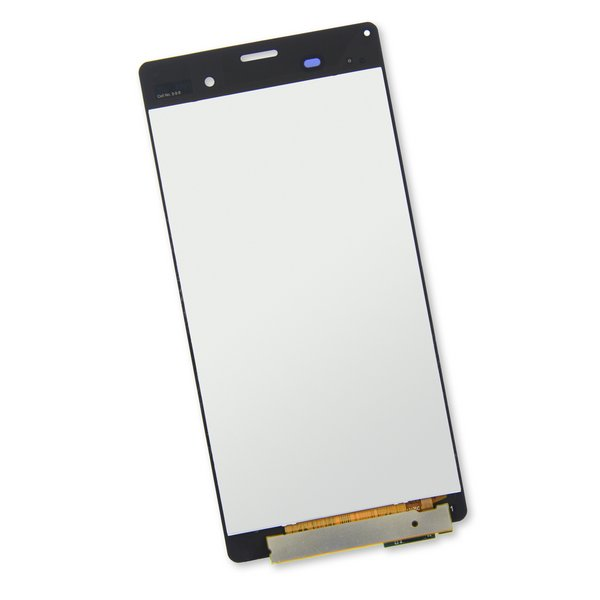 Sony Xperia Z3 and Z3 Dual Screen / White / Part Only