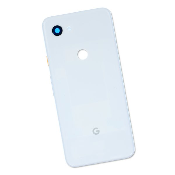 Google Pixel 3a Rear Case / White