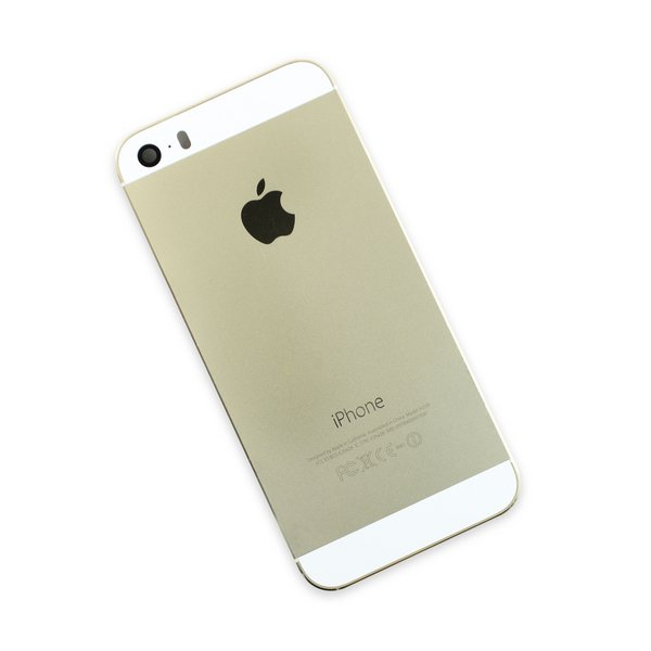 iPhone 5s OEM Rear Case / Gold / B-Stock