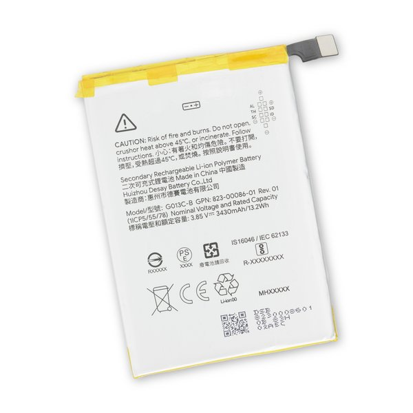 Google Pixel 3 XL Battery / Part Only