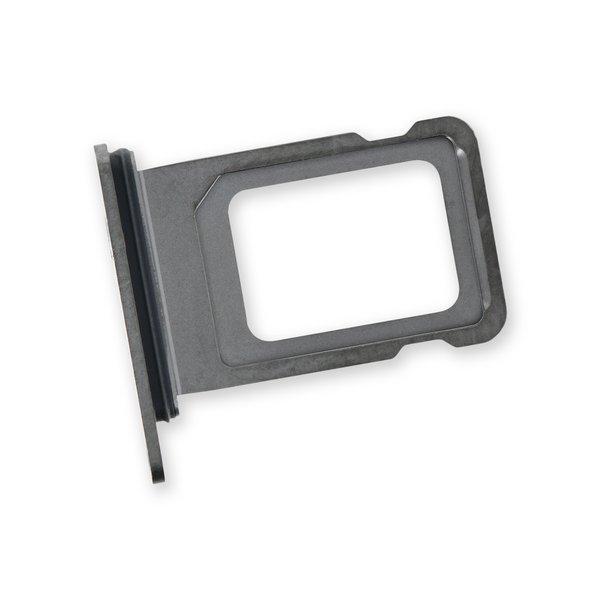 "iPhone 12 Pro Max SIM Card Tray / Dark Gray ""Graphite"""