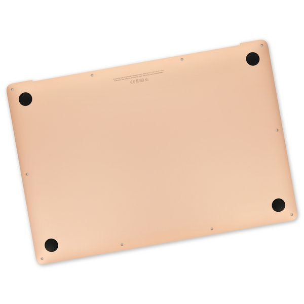 """MacBook Air 13"""" (A2337, Late 2020) Lower Case / A-Stock / Gold"""