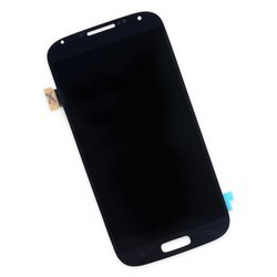 Galaxy S4 Screen / Black / Part Only