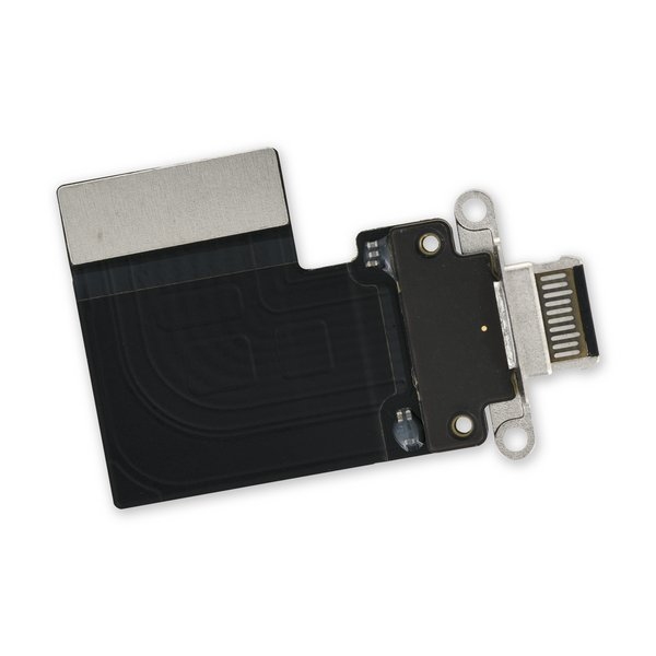 "iPad Pro 11"" and 12.9"" (3rd Gen) USB-C Port / Black"
