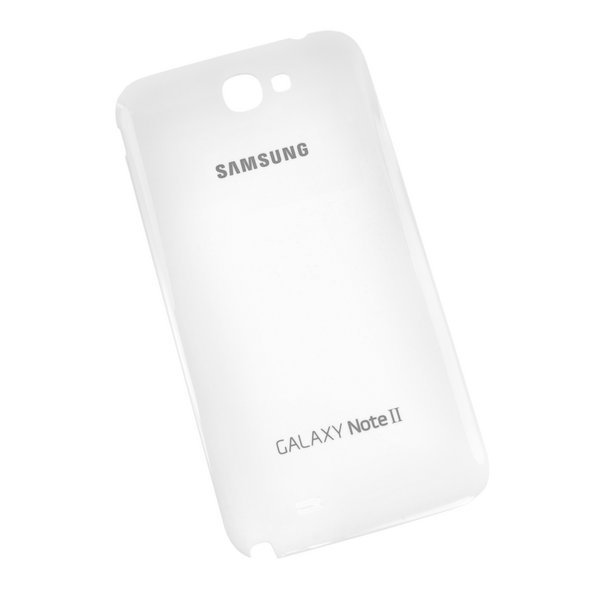 Galaxy Note II Battery Cover (T-Mobile) / White / GH98-25494A