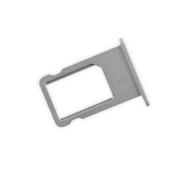 iPhone 6 Plus Nano SIM Card Tray / Silver