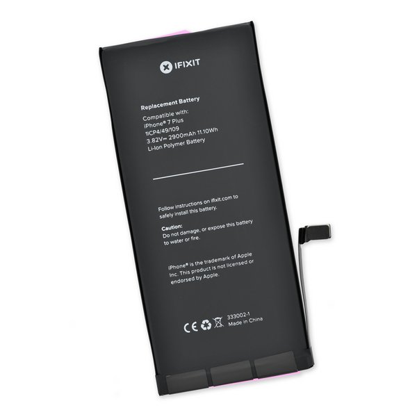 iPhone 7 Plus Battery / Part and Adhesive