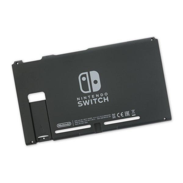 Nintendo Switch Rear Panel / New / Black
