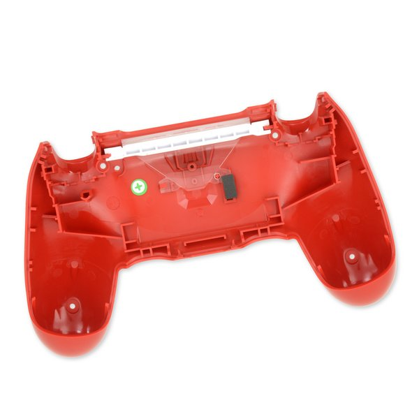 DualShock 4 Controller Rear Panel (CUH-ZCT2U) / A-Stock / Red