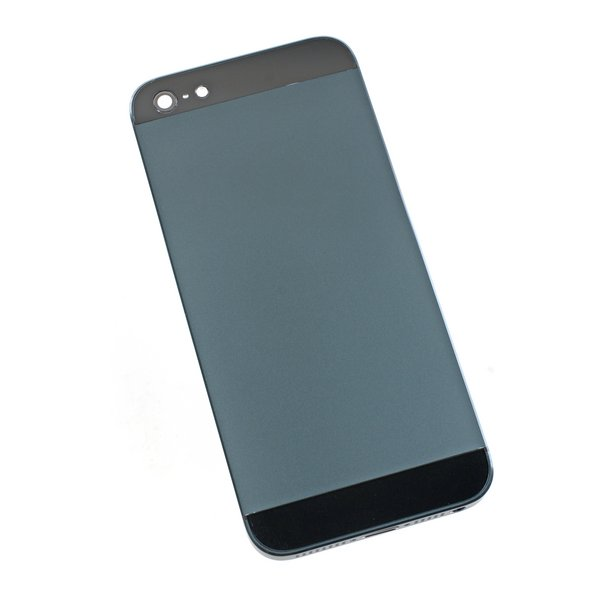 iPhone 5 Blank Rear Case / Black