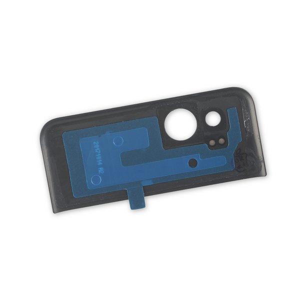 Google Pixel 2 Upper Rear Glass Panel / Black