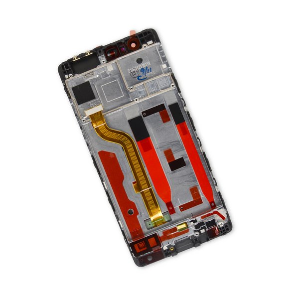 Huawei P9 Screen / Black / Part Only