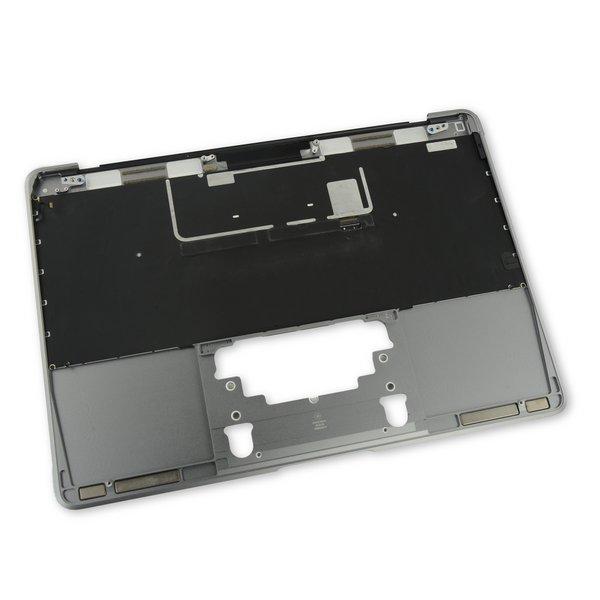 "MacBook 12"" Retina (Early 2015) Upper Case with Keyboard / A-Stock / Dark Gray"