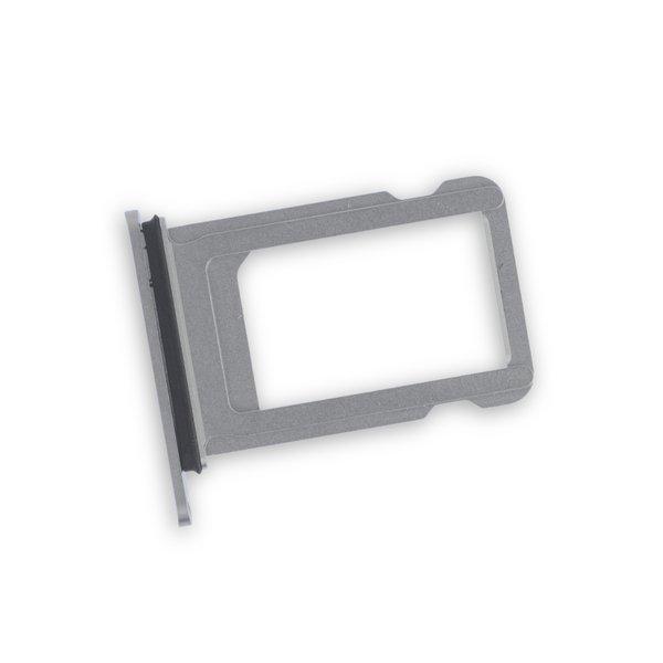 iPhone XS Single SIM Card Tray / New / Silver