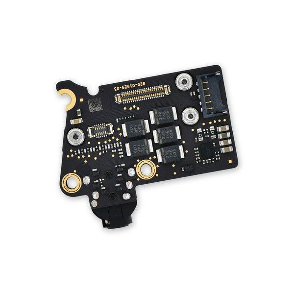 "MacBook Air 13"" (A2337, Late 2020) Audio Daughterboard / New / Black"