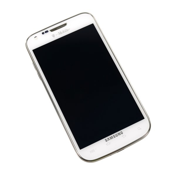Galaxy S II (T-Mobile) Screen / White