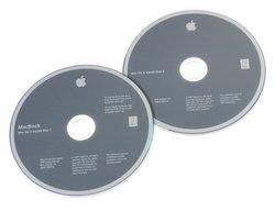 MacBook Core 2 Duo (Mid 2007) Restore DVDs