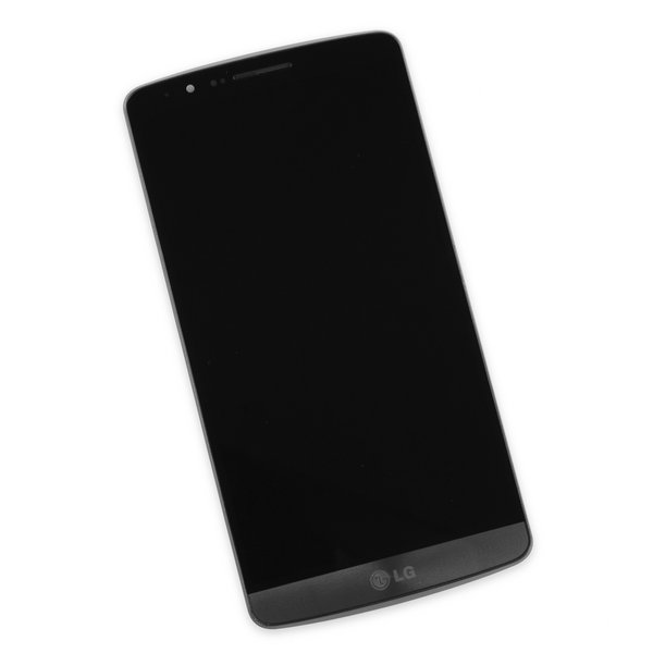 LG G3 (T-Mobile) Screen Assembly / Black / A-Stock