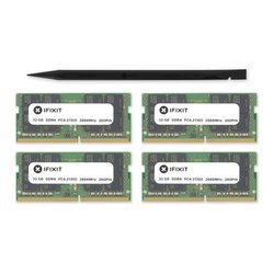 "iMac Intel 27"" EMC 3442 (2020, 5K Display) Memory Maxxer RAM Upgrade Kit"