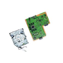 PlayStation 4 SAB-001 Motherboard & Paired Optical Drive