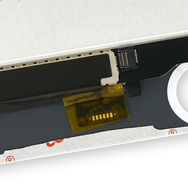 iPad mini 5 Screen / New / Part Only / Black / Without Adhesive and Magnetic Sensor
