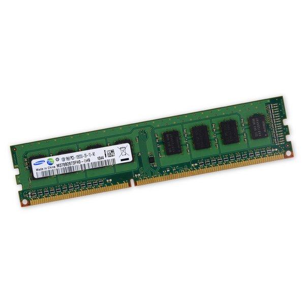 PC3-10600 1 GB RAM Chip DIMM (Desktop) / Used