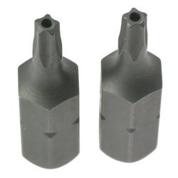 5-point TS 10H bits 1/4 inch drive x2