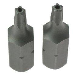 5-point TS 10H bits 1/4 inch drive x2