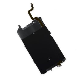 iPhone 6 Plus LCD Shield Plate with Sticker and Home Cable