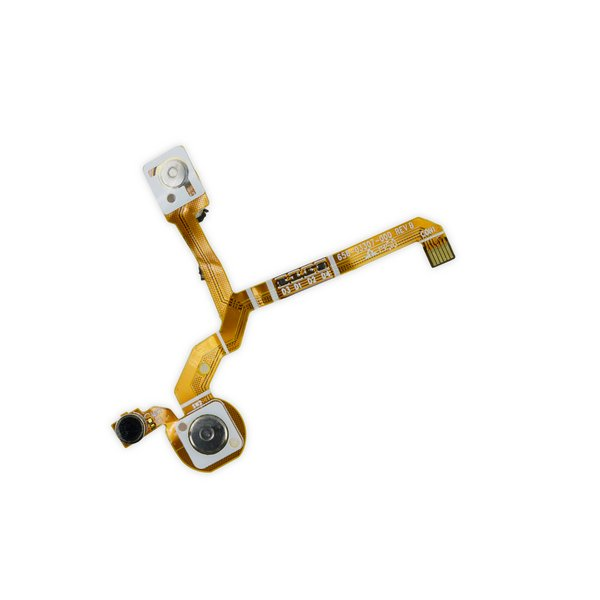 GoPro Hero3+ Silver Shutter/Select and Wi-Fi Button Flex Cable