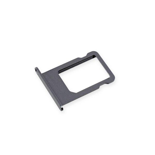 iPhone 5s/SE (1st Gen) Nano SIM Card Tray / Black