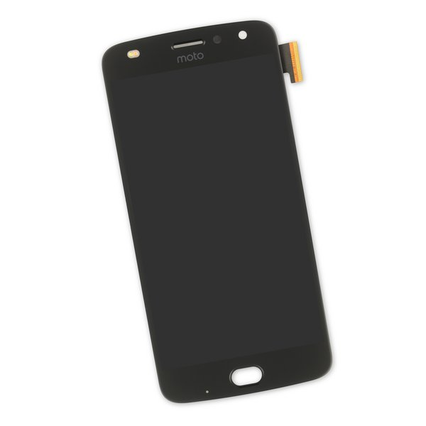 Moto Z2 Play Screen / Black / Part Only