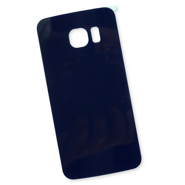 Galaxy S6 Edge Rear Panel/Cover / Black