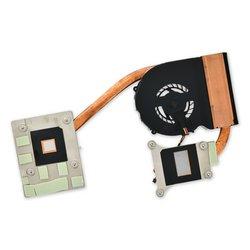 HP ZBook 15 Fan and Heatsink