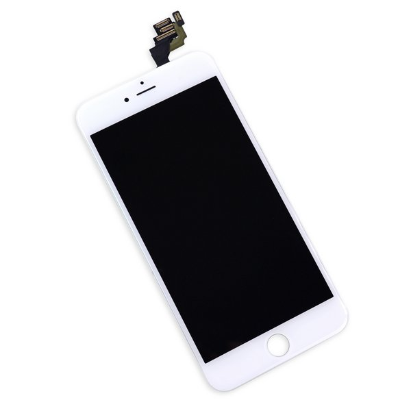 iPhone 6 Plus Screen / New / Part Only / White