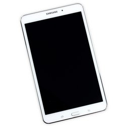 Galaxy Tab 4 8.0 Screen / White / A-Stock