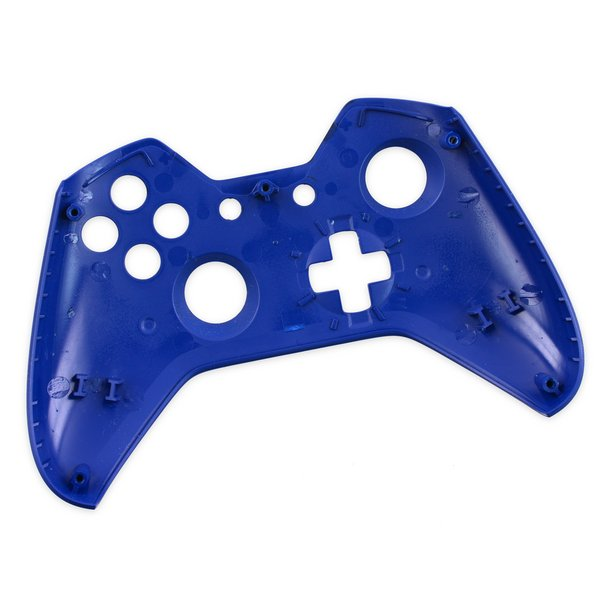 Xbox One Controller (1537 and 1697) Front Panel / Blue / Midnight Forces / A-Stock