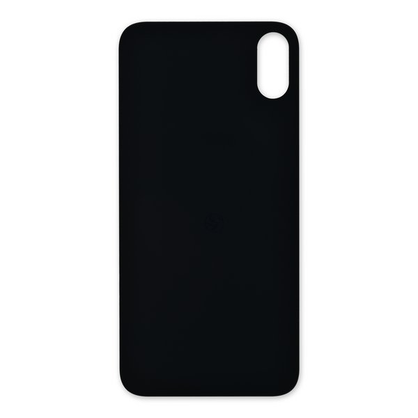 iPhone X Aftermarket Blank Rear Glass Panel / Gray