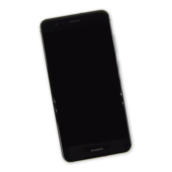 Huawei P10 Lite Screen / Black / Part Only