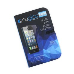NuGlas Tempered Glass Screen Protector for iPhone 5/5s/5c/SE (1st Gen)