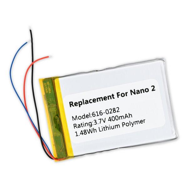 iPod nano (2nd Gen) Battery / Part Only