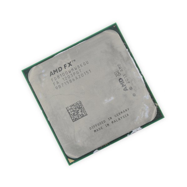 AMD FX-8100 Desktop CPU